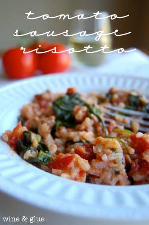 tomato_sausage_risotto