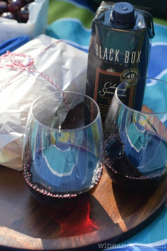 Loose the bottle and try Black Box Wine! #BlackBoxWine