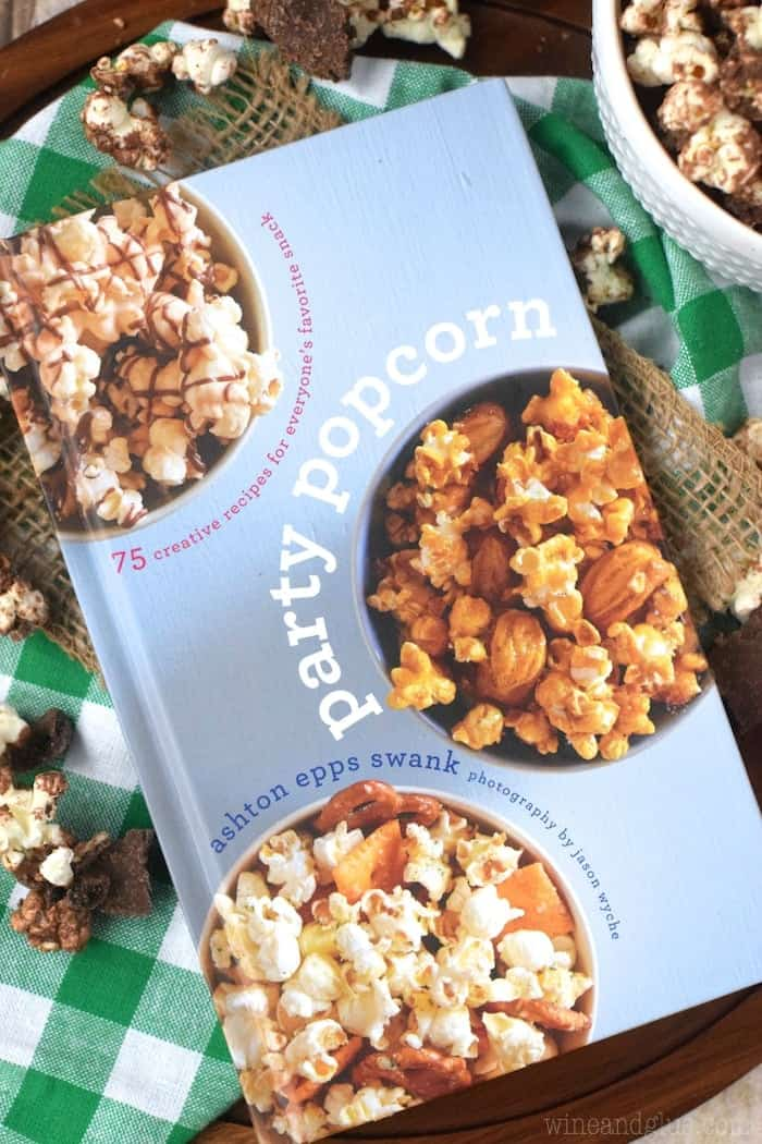 Party Popcorn!  A must have book for any popcorn lover!