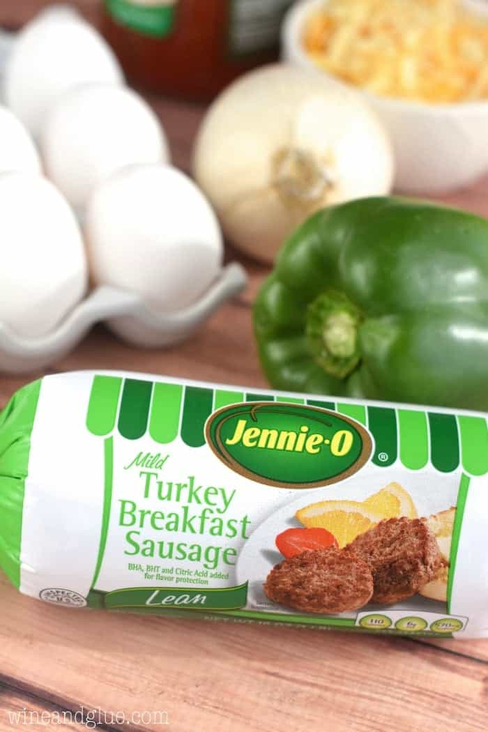 Jennie-O Breakfast Sausage is such a great choice for delicious light breakfasts!