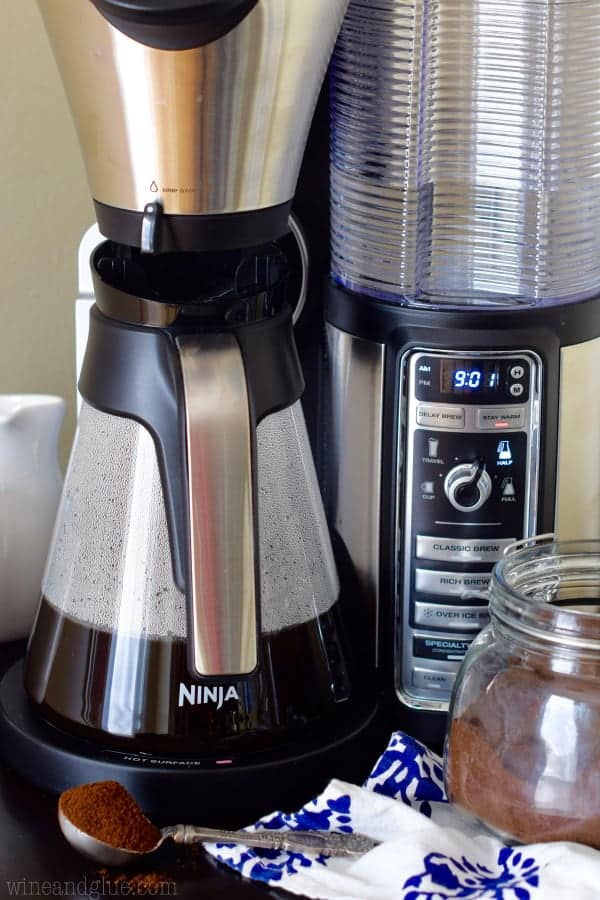 The Ninja Coffee Bar