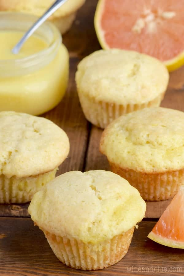 These Grapefruit Muffins are an out of the box flavor but ABSOLUTELY amazing. So moist! Perfect for breakfast or a snack for the kids!