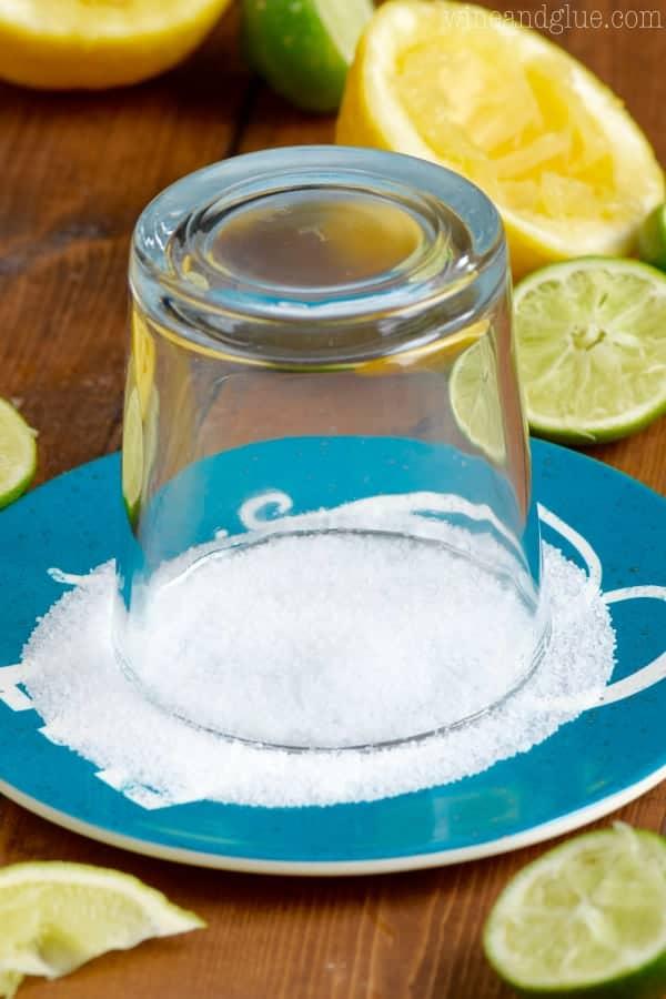 How to salt your rim