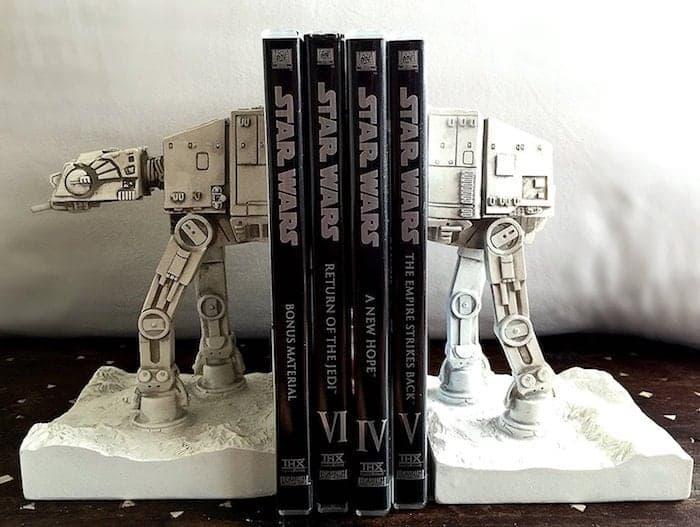 Star Wars AT-AT Mini Bookends