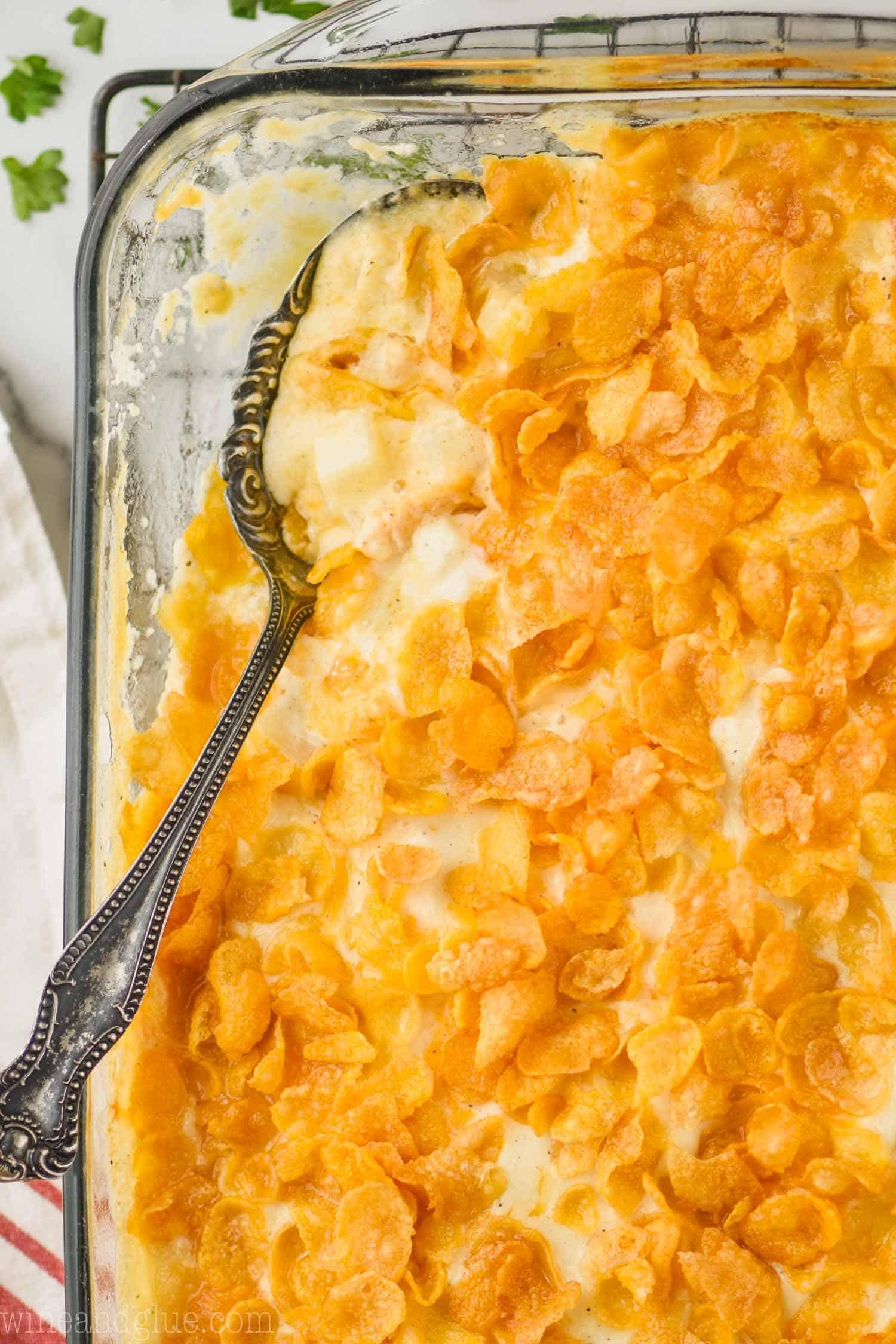Cheesy Potato Recipe