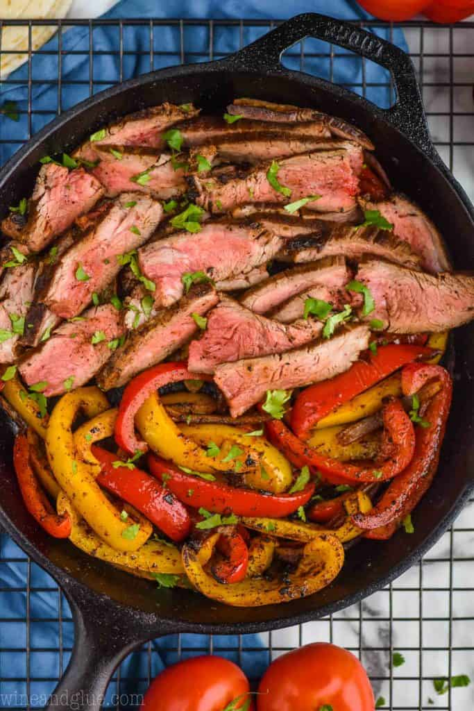 How To Make Steak Fajitas Simple Joy